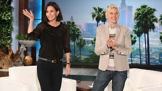 Courteney Cox on Her Engagement