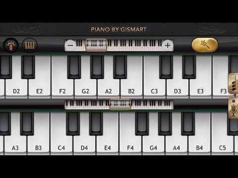 Sau Baras (Haunted 3D) - Epic Piano App Cover