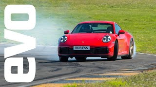 2019 Porsche 911 Carrera S - evo Leaderboard by EVO Magazine