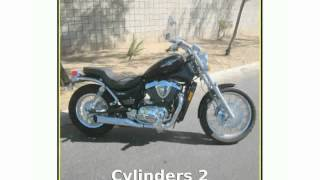 3. 2009 Suzuki Boulevard S50 Walkaround and Features