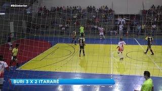 Copa Record: Buri vence Itararé em casa