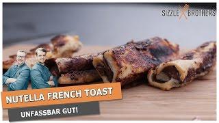 Nutella French Toast - Thug Life Edition