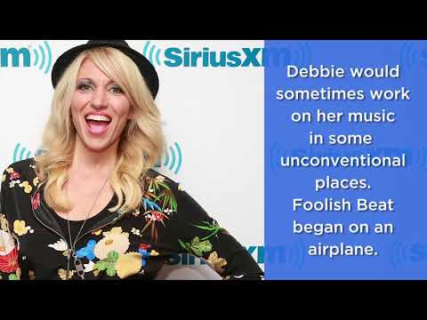 Debbie Gibson Remembers Out of the Blue // SiriusXM // 80s on 8