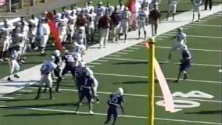 Superhuman Football Play Results In Touchdown For the Ages