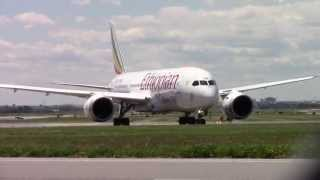 [RWY 23] [ET-AOS] Ethiopian Airlines Boeing 787-8 (Dreamliner) Takeoff