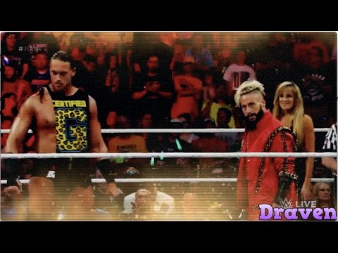 WWE Enzo Amore And Big Cass Custom Titantron - SAWFT Is A Sin