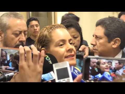 DIPUTADOS PRIISTAS DE MORELOS PRESENTAN DEMANDA DE JUICIO POLÍTICO CONTRE EL GOBERNADOR GRACO RAMÍREZ POR EL SOCAVÓN