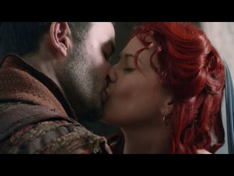 Kissing Scene - Spartacus: Vengeance [AC:25]