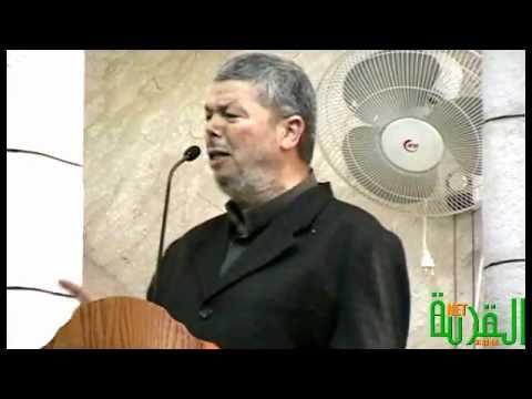 خطبة الجمعة لفضيلة الشيخ عبد الله 20/4/2012