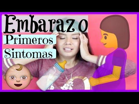 PRIMEROS SINTOMAS DE EMBARAZO MI PRIMER MES|VLOGS EMBARAZO SEMANA 1-4