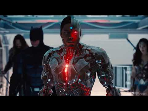 Justice League - Music Video - Cary Clark Jr. Come Together