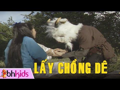 Phim Truyện Cổ Tích Việt Nam - Lấy Chồng Dê [HD 1080p] - Thời lượng: 40:05.