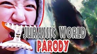 L'excellente parodie de Jurassic World réalisée par une jeune coréenne