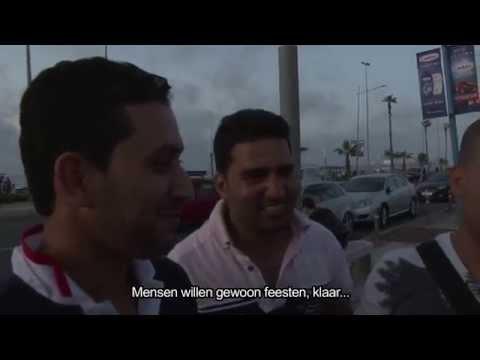 Salaheddine in Marokko 2014 - Zingen over Djnoun