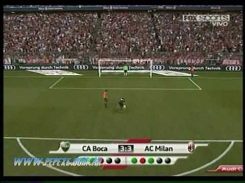 Boca Juniors 1-1 AC Milan (Copa Intercontinental 2009)