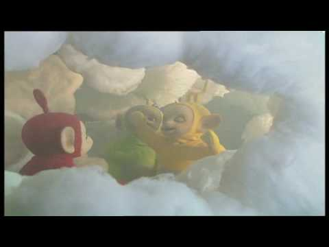 Teletubbies  -   Die Tubby Pudding Wolke