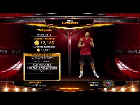 VC - http://www.youtube.com/watch?v=oMkDfAMeFec Click here to watch NBA 2K13 MyCAREER: First Home Game | Coach is Hating | ft John Wall and Marc Alexander NBA 2K1...