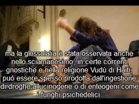 Esperimenti di Glossolalia (2011)