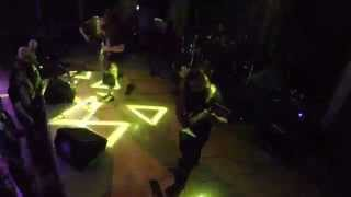 Omnihility - Divine Evisceration - 08/03/14 Wow Hall, Eugene, OR