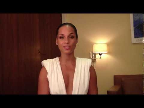 Alicia Keys Girl On Fire Contest