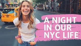 Video LIVING IN NEW YORK CITY: A Day In The Life & Behind The Scenes (Engaged Couple) MP3, 3GP, MP4, WEBM, AVI, FLV Juli 2019