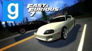 Nonton GMOD: FastNFurious 7 (Cinematic/Machinima) Film Subtitle Indonesia Streaming Movie Download