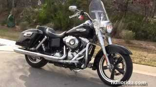 6. Used 2013 Harley Davidson FLD Dyna Switchback Motorcycles for sale