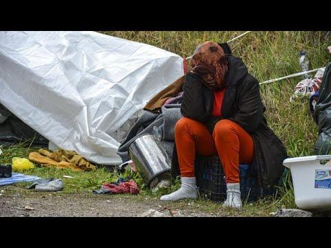 COVID-19 – Λέσβος: Mετανάστες σε καραντίνα για 14 ημέρες