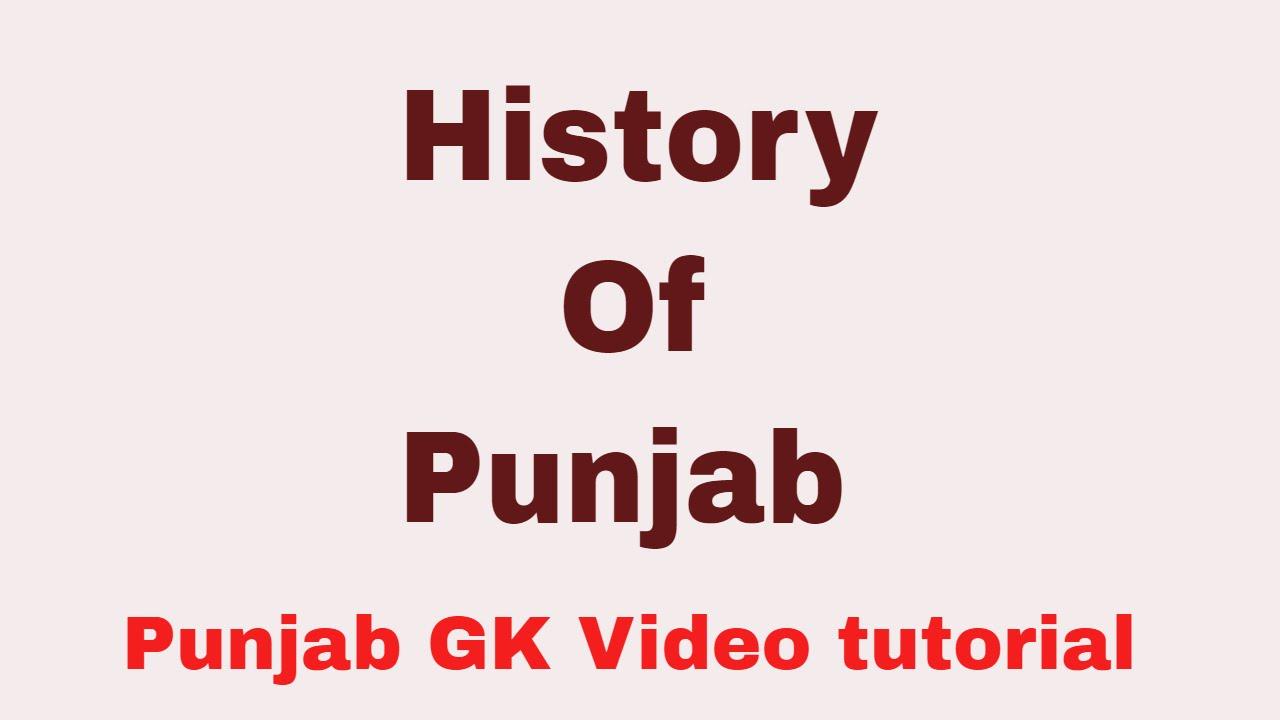 Punjab gkpunjab general knowledgehistory of punjab part 1 list of major industries in punjab buycottarizona Gallery