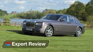 The Rolls-Royce Phantom is the epitome of luxurious travel. It may be getting on a bit now, but it remains at the top of the automotive tree. Subscribe for more ...
