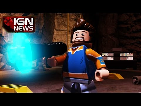 LEGO - Writer and director Kevin Smith will be in the LEGO Batman 3: Beyond Gotham, but he won't be voicing a character from the DC or LEGO universe.