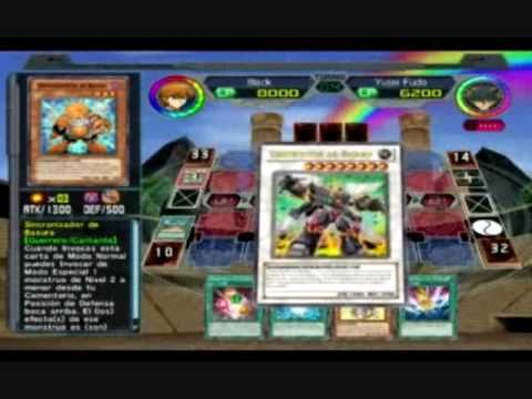yu gi oh 5d's master of the cards wii save game