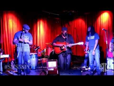 Sunday Night Soul. 8.10.2014. Jason Eskridge & Clinton Babers.
