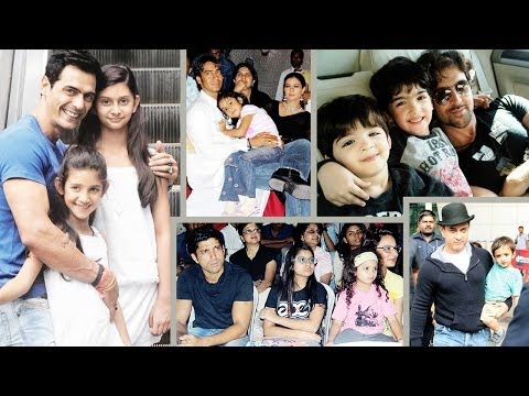 Spotted! Bollywood Stars With Their Kids