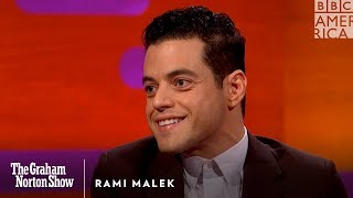 Video Rami Malek was a bad, bad boy | The Graham Norton Show | BBC America MP3, 3GP, MP4, WEBM, AVI, FLV Maret 2019