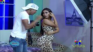 Video Acoso a La Colombiana En La Sesión Fotográfica - El Show de la Comedia MP3, 3GP, MP4, WEBM, AVI, FLV September 2018