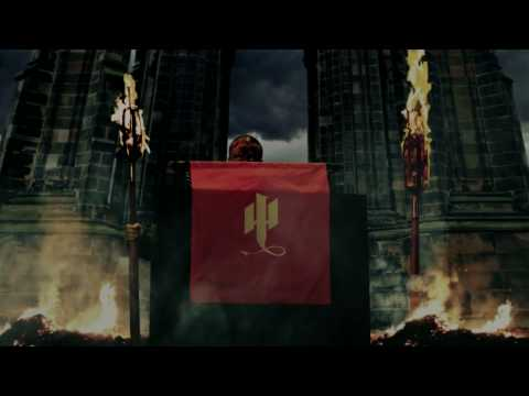 WITCHERY - Witchkrieg feat. Kerry King (OFFICIAL VIDEO) online metal music video by WITCHERY
