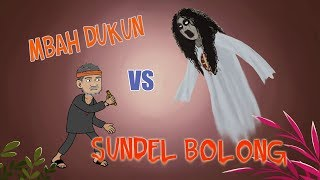 Download Video Sundel Bolong VS Mbah Dukun - Berburu kuntilanak 2 - Kartun hantu lucu MP3 3GP MP4