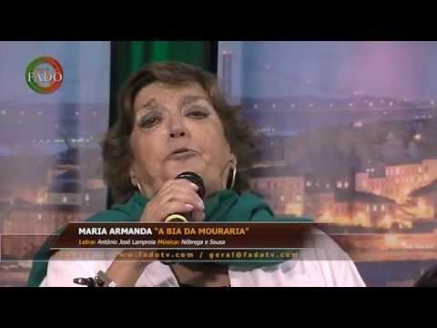 Maria Armanda - A Bia da Mouraria (видео)
