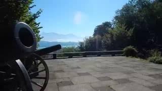 スイス発  絶景!シャトー・グッチのビューポイント【スイス情報.com】