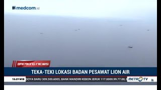 Video Teka-teki Lokasi Badan Pesawat Lion Air JT610 MP3, 3GP, MP4, WEBM, AVI, FLV November 2018