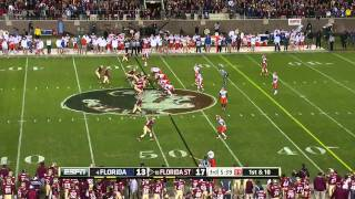 Matt Elam vs Florida State (2012)