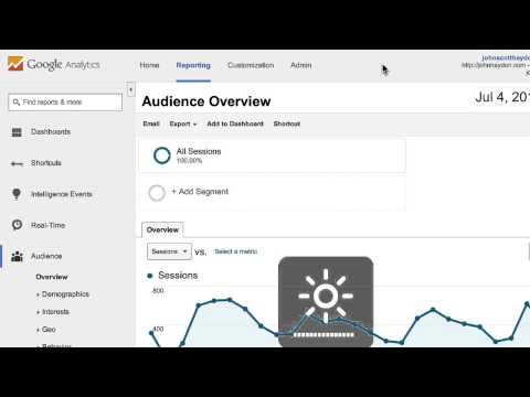 how to provide access to google analytics