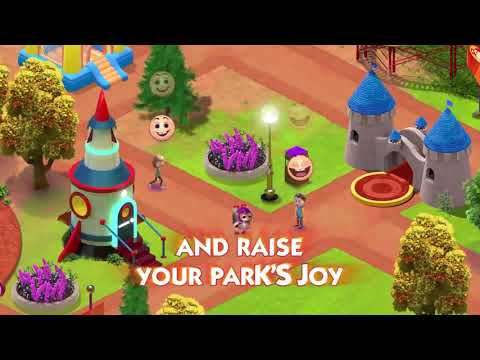 Wonder Park Magic Rides (Pixowl) Game Trailer