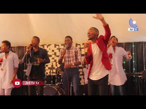 Paul Clement - Jina Lako Yesu Live Amani Worship Service (видео)