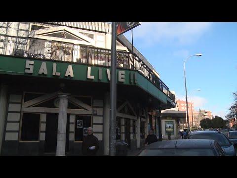 Se derrumba techo en una fiesta latina en España (VIDEO)