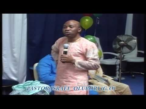Appointed Time By Pastor Israel Olubori (g.o)