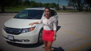 2014 Honda Odyssey Review And Test Drive | Herb Chambers Honda