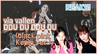 Video [REACTION] cewek korea reaksi Via Vallen DDU DU DDU DU (koplo ver.) MP3, 3GP, MP4, WEBM, AVI, FLV Mei 2019
