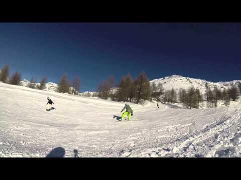 Madesimo snowboard 2014